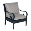 Meadow Decor Roma Club Chair with Cushions