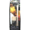 Fortune Products Candle-Lite 1.17 Oz Tropical Fruit Scented Mini Reed Diffuser (Set of 4)