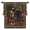 Fine Art Tapestries Classical La Belle Dame Sans Merci by Acorn Studios Tapestry