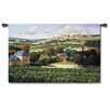 Fine Art Tapestries Classical Vineyards of Provence by Max Hayslette Tapestry