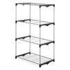 Whitmor, Inc Wire 4 Tier Shelf