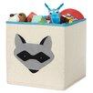 Whitmor, Inc Raccoon Square Toy Storage Bin