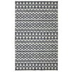 Mohawk Home Loop Print Base Aztec Bands Area Rug