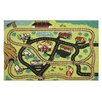 Mohawk Home Loop Print Base Central Station Play Area Rug