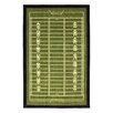 Mohawk Home Aurora Field Green Area Rug