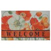 Mohawk Home Poppies Melody Doormat