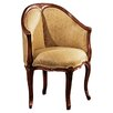 Design Toscano Louis XV Fauteuil De Bureau Chair