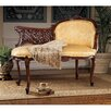 Design Toscano Madame Fabric Chaise Lounge