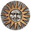 Design Toscano Rising Summer Sun Wall Décor