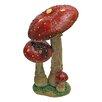 Design Toscano Mystic Forest Mushroom Garden Statue