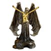 Design Toscano Mistress of the Night Dark Angel Statue