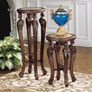 Design Toscano Four Caryatids End Table (Set of 2)