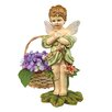 Design Toscano Gertie the English Flower Fairy Statue