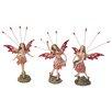 Design Toscano Victorian Fairy Crosstweed Meadow Figurine