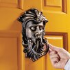 Design Toscano Sutherland House Greenman Authentic Foundry Door Knocker