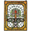 Design Toscano Kendall Manor Stained Glass Window