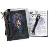 Design Toscano Fairycraft Mystical Book of Spells with Fairy Pen