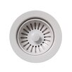 "Whitehaus Collection 3.5"" Basket Strainer for 3.5"" Kitchen Sinks"