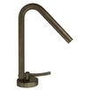 Whitehaus Collection Metrohaus Single Hole Bathroom Faucet Wih Single Handle