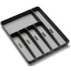 Made Smart Housewares Large Silverware Tray (Set of 6)