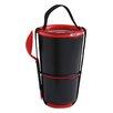 Black + Blum 28.5 oz. Lunch Pot with Spork