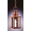 Northeast Lantern Hardwick 1 Light Outdoor Hanging Lantern