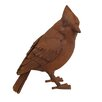 BIDKhome Metal Bird Figurine