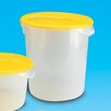 Rubbermaid Commercial Products 22-qt. Round Storage Container (Set of 6)