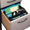 Rubbermaid Commercial Products Rubbermaid Hanging Desk Drawer Organizer
