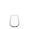 Luigi Bormioli Atelier Riesling Stemless Wine Glass (Set of 6)