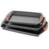 Yum-O Nonstick 3 Piece Baking Sheet Set