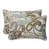 Pillow Perfect Tamara Indoor/Outdoor Throw Pillow (Set of 2)