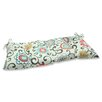 Pillow Perfect Pom Pom Play Outdoor Loveseat Cushion