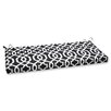 Pillow Perfect New Geo Outdoor Bench Cushion