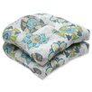 Pillow Perfect Allodala Oasis Outdoor Dining Chair Cushion (Set of 2)