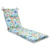 Pillow Perfect Seapoint Outdoor Chaise Lounge Cushion