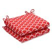 Pillow Perfect Sunny Outdoor Lounge Chair Cushion (Set of 2)