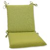 Pillow Perfect Outdoor Lounge Chair Cushion (Set of 2)