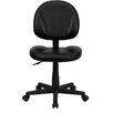 Flash Furniture Mid Back Leather Task Chair II