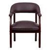 Flash Furniture Leather Conference Chair