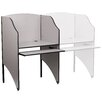 Flash Furniture Starter Study Carrel Desk