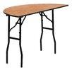 "Flash Furniture 48"" Semi Circle Folding Table"