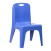 "Flash Furniture 11.25"" Plastic Classroom Chair"