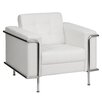 Flash Furniture Hercules Lesley Series Leather Lounge Chair