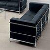 Flash Furniture Hercules Regal Series Leather Sofa