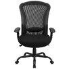 Flash Furniture Hercules Series High Back Mesh Swivel Chair with Synchro-Tilt