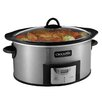 Crock-pot 6-Quart Countdown Slow Cooker with Stove-Top Browning