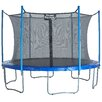Upper Bounce 12' Trampoline with Enclosure