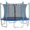 Upper Bounce 16' Trampoline with Enclosure
