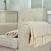 Waverly Luna Chenille Fashion Throw Blanket
